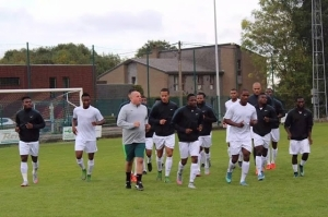 Photos: Super Eagles Training For The Friendly Match Against Belgium